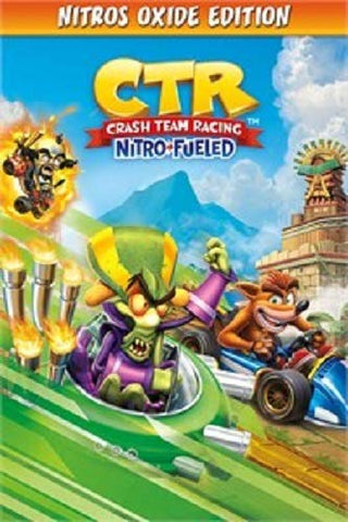 Crash Team Racing Nitro-Fueled - Nitros Oxide Edition (PS4) PlayStation 4