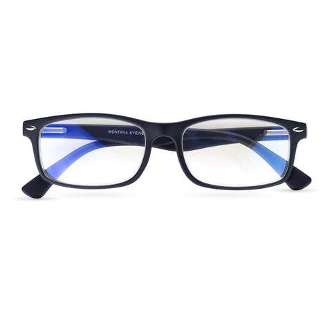 Blue Light Blocking Glasses, Computer Glasses, Blue Light Filter Glasses, Anti Blue Light, UV Computer Glasses for Men Women Clear, Gaming Glasses 0.00 Lens Strength✅Sold in UK Opticians