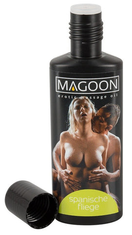Magoon 100 ml Spanish Fly Massage Oil