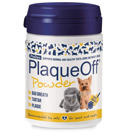 ProDen Plaque Off Dog and Cat Food Supplement, 60 g 1 60g