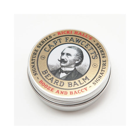 Captain Fawcett Ricki Hall Booze & Baccy Beard Balm 60ml