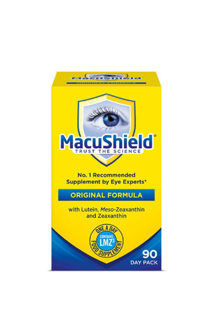 Macushield Capsules, Pack of 90 90 Capsules Original