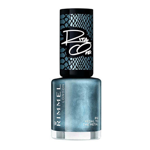 Rimmel Rita Ora 60 Seconds Nail Polish Pedal To The Metal