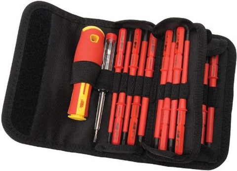 Draper 5776 Interchangeable Insulated Screwdrivers (18 Pieces) 1 —
