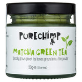 Matcha Green Tea Powder (Super Tea) 50g by PureChimp | Ceremonial Grade From Japan | Pesticide-Free