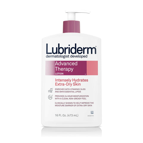Lubriderm Advanced Therapy Lotion 16 Ounce
