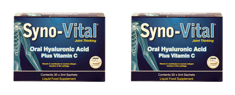 Syno Vital Sachets (30 x 5ml) - x 2 *Twin DEAL Pack*