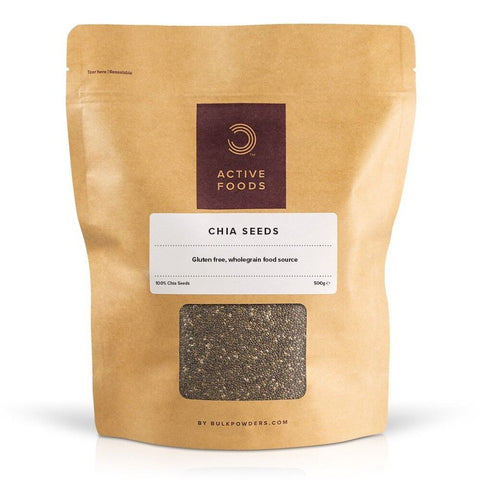 BULK POWDERS Chia Seeds, 500 g
