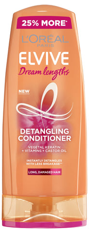 L'Oreal Elvive Dream Lengths Long Hair Conditioner, 500ml