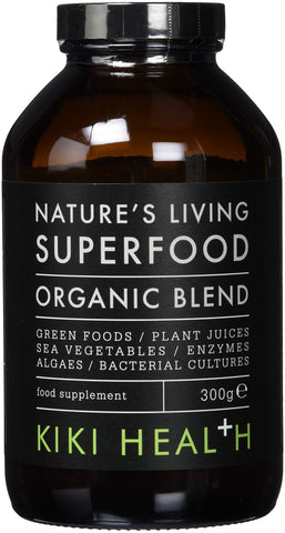 KIKI Health Nature's Living Superfood Powder - 300g