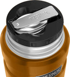Thermos Stainless King Food Flask, Copper, 470 ml