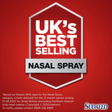 Sudafed Blocked Nose Nasal Spray 15 ml, Congestion Relief that Gets to Work in 2 Minutes and Lasts for Up to 10 Hours