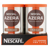 NESCAFÉ AZERA Americano Instant Coffee Tin, 100 g (Pack of 6)