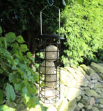 Kingfisher Premium Hammertone Finish Fat Ball Bird Feeder