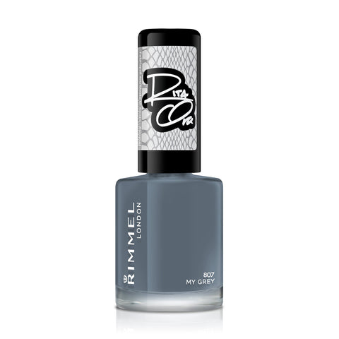Rimmel Rita Ora 60 Seconds Nail Polish My Grey