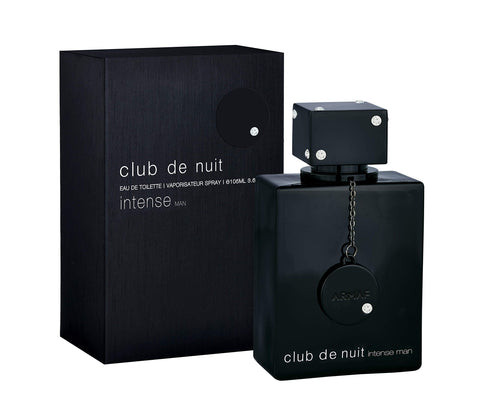 Armaf Club De Nuit Intense Eau de Toilette for Men, 105 ml Intense Man