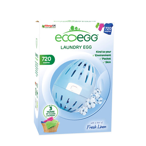 Ecoegg Fresh Linen, 720 Washes