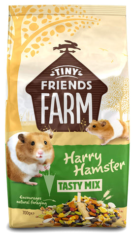 Supreme Harry Hamster 700gm