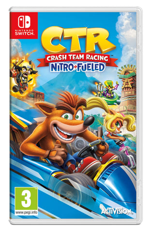 Crash™ Team Racing Nitro-Fueled (Nintendo Switch) Nintendo Switch Standard Edition