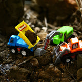 Pull Back Vehicles,12 Pack Assorted Construction Vehicles and Raced Car Toy,Yeonhatoys Vehicles Truck Mini Car Toy For Kids Toddlers Boys,Pull Back And Go Car Toy Play Set