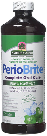 Nature's Answer Periowash Mouthwash 480 ml