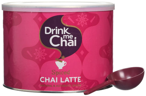 Drink me chai Spiced Latte 1 kg (Pack of 1)