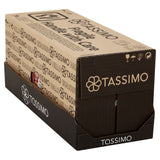 Tassimo Costa Latte Coffee Pods (Pack of 5, Total 80 pods, 40 servings) 40 Pods - Pack of 5