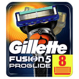 Gillette Fusion5 ProGlide Razor Blades For Men, 8 Refills, Mailbox Sized Pack Frustration-Free Packaging