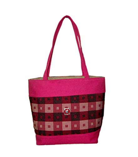 Handicraft jute shoulder bag | Deal Especial