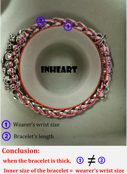 how to choose the right size of bracelet