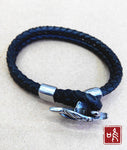 Wing of King Leather Bracelet