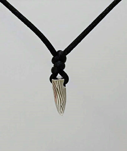 Bullet Necklace Pendant—Same with The Wolf Warrior