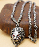 titanium arrogant lion accessories for men