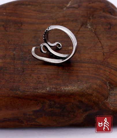 Personality Vintage Octopus Tail Rings