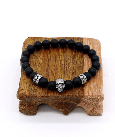 Agate bracelet for men