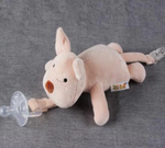 BPA FREE Animal Baby Pacifier - MyShoppingSpot