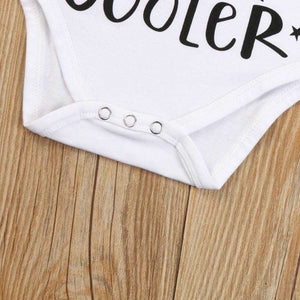 Cool Aunt Baby Romper Onsie - MyShoppingSpot