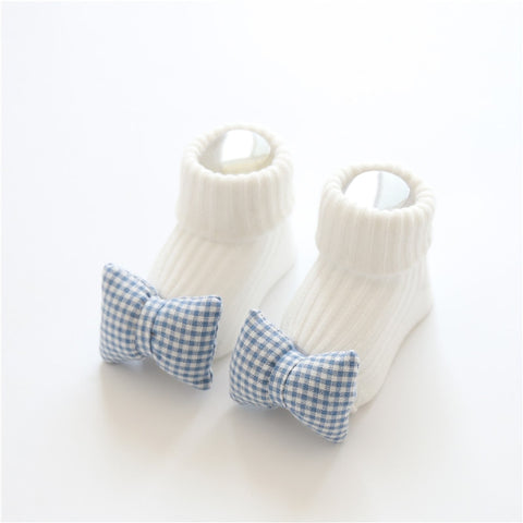 Baby Nonslip Animal and Bow Booties - MyShoppingSpot