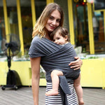 Eco-Friendly Adjustable Kangaroo Style Baby Sling - MyShoppingSpot