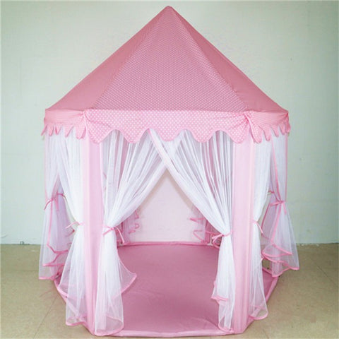 Image of Portable Play Tent Cabana - MyShoppingSpot