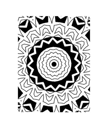 Image of Kaleidoscope Coloring Book