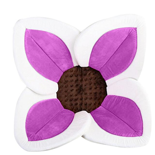 Blossoming Flower Baby Bathtub Mat - MyShoppingSpot