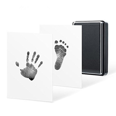 Image of Inkless Baby Hand and Footprint Memory Kit - MyShoppingSpot