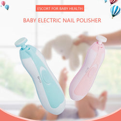 Baby Automatic Nail Trimmer - MyShoppingSpot
