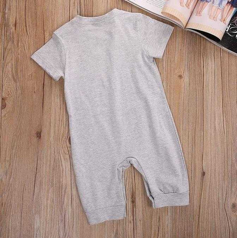 Baby Clothing - Mama's Boy So What - Romper / Jumpsuit - FREE Global Shipping