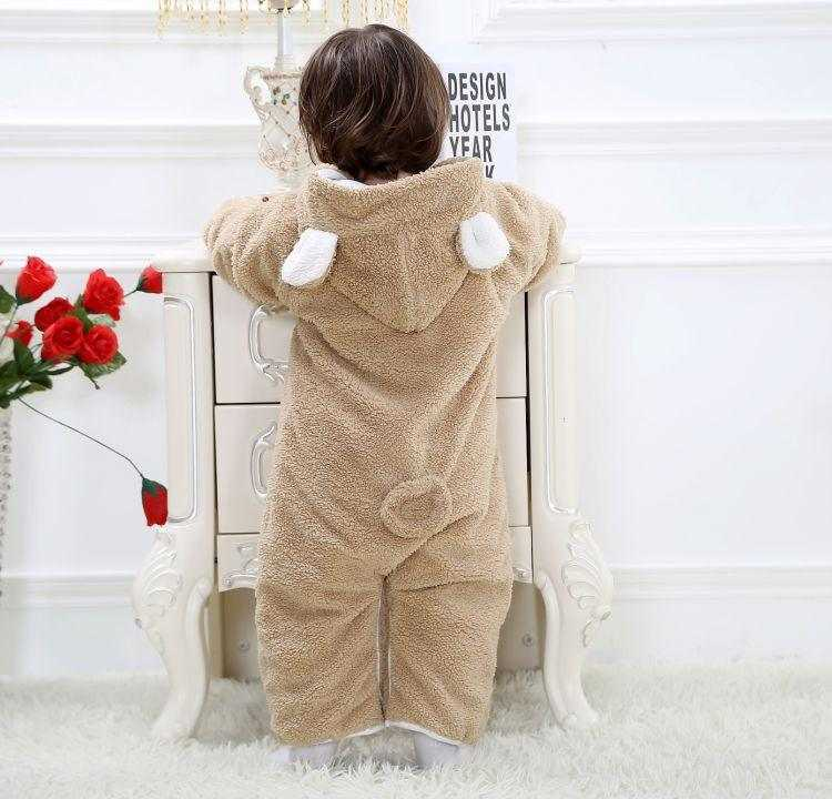 Very Cute Fleece Jumpsuits!! - MyShoppingSpot