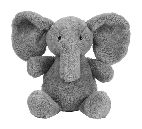Plush Baby Elephant - MyShoppingSpot