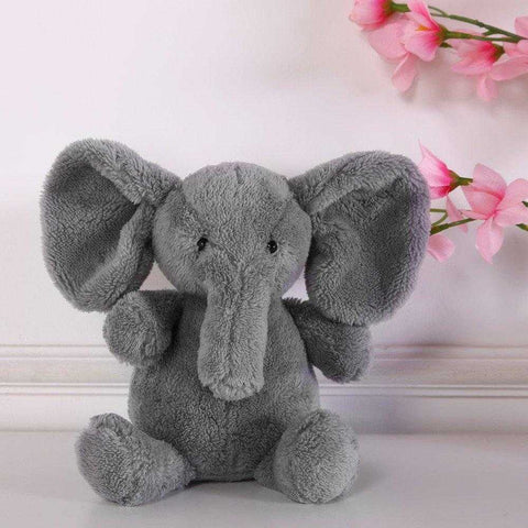 Baby Toys - Cute Plush Baby Elephant - High Quality - FREE Shipping For A Limited Time!