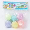 6 BPA Free Soft Sensory Touch Perception Balls - MyShoppingSpot