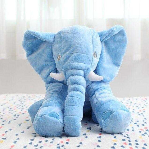 BIG Soft Baby Elephant Pillow